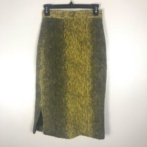 Vivienne Westwood Red Label Mohair Pencil Skirt.